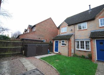 Thumbnail 3 bed end terrace house for sale in Cullingham Close, Staunton Gloucester, Gloucestershire