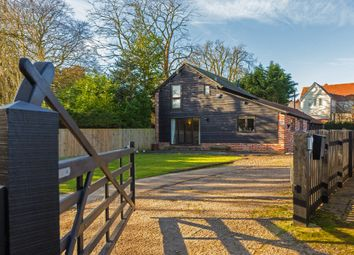 Thumbnail 4 bed detached house for sale in Gravelly Lane, Braughing, Ware