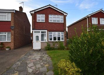 Thumbnail 3 bed detached house for sale in Branksome Avenue, Stanford-Le-Hope, Essex