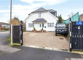 Thumbnail 5 bed detached house for sale in Alexandra Road, Ashford, Surrey
