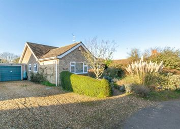 Thumbnail 3 bed detached bungalow for sale in Station Road, Docking, King's Lynn