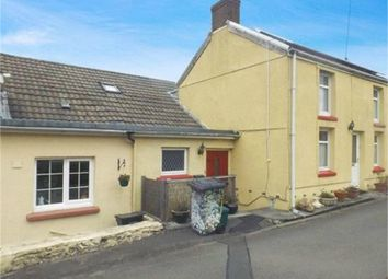 Thumbnail 2 bed terraced house for sale in Park Lane, Lower Brynamman, Ammanford, West Glamorgan