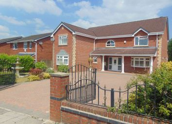 Thumbnail 4 bed detached house for sale in Alnwick Drive, Hollins, Bury - Detached Family Home