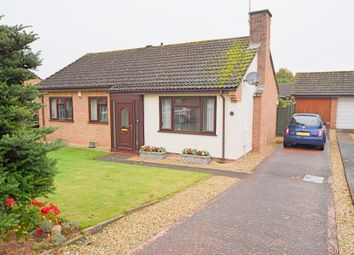Thumbnail 3 bedroom detached bungalow for sale in Culm Lea, Culllompton