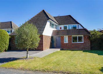 Thumbnail 4 bed detached house for sale in Oxdowne Close, Stoke D'abernon, Cobham, Surrey