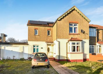 Thumbnail 4 bed semi-detached house for sale in Staines Road, Feltham