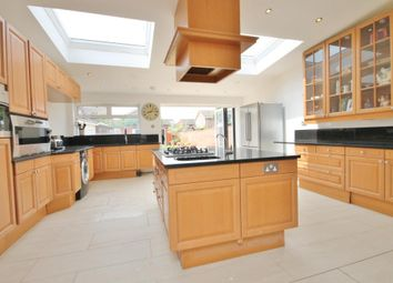 Thumbnail 3 bed detached house for sale in Vicarage Road, Sunbury On Thames, Middlesex