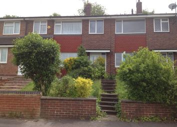 Thumbnail 3 bed terraced house to rent in Bushey Close, High Wycombe