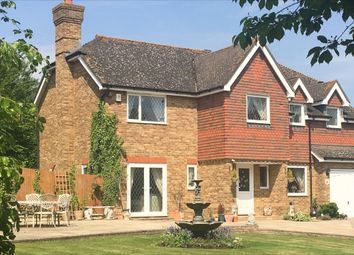 Thumbnail 5 bed detached house for sale in Hotham Close, Swanley, Kent