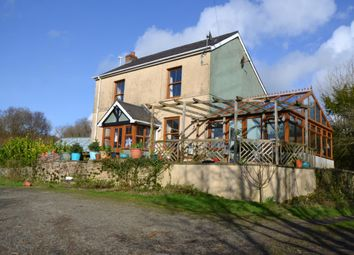 Thumbnail 3 bed detached house for sale in Gwynfe Road, Ffairfach, Llandeilo