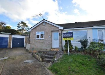 Thumbnail 3 bed semi-detached bungalow for sale in Haydons Park, Honiton, Devon