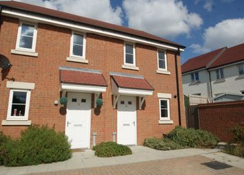 Thumbnail 2 bed semi-detached house to rent in Bridle Close, Andover