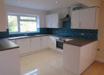 Thumbnail 4 bed bungalow to rent in Sports Road, Glenfield, Leicester