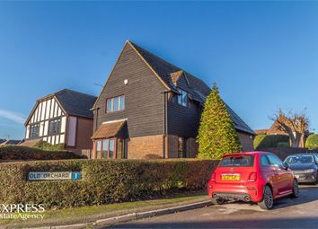 Thumbnail 4 bed detached house for sale in Old Orchard, Park Street, St Albans, Hertfordshire