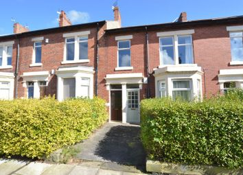 Thumbnail 2 bed flat to rent in Beaumont Terrace, Gosforth, Newcastle Upon Tyne