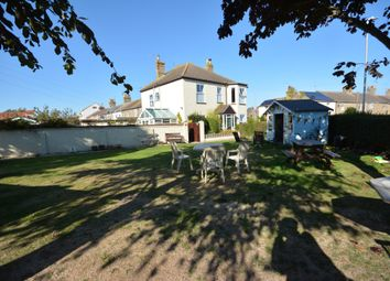 Thumbnail 5 bed link-detached house for sale in Florence Road, Pakefield, Lowestoft