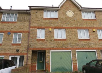 Thumbnail 5 bed town house to rent in Princess Close, Thamesmead, London