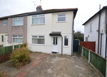 Thumbnail 3 bed semi-detached house for sale in Valley Drive, Great Sutton, Ellesmere Port