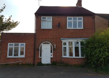 Thumbnail 3 bed detached house to rent in Vere Road, Peterborough