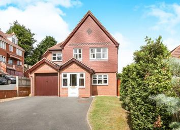 Thumbnail 5 bedroom detached house for sale in Tollhouse Way, Wombourne, Wolverhampton, Staffordshire