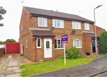 Thumbnail 3 bed semi-detached house for sale in Scholla View, Northallerton