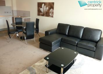 Thumbnail 2 bed flat to rent in Citywalk, Irving Street, Birmingham