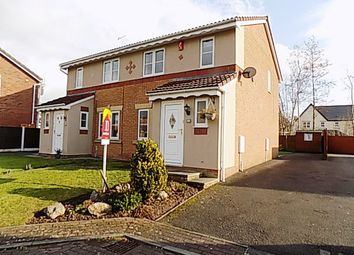 Thumbnail 3 bed semi-detached house to rent in Antonine Way, Houghton, Carlisle