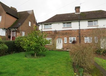 Thumbnail 3 bed semi-detached house to rent in Vicarage Lane, East Farleigh, Maidstone
