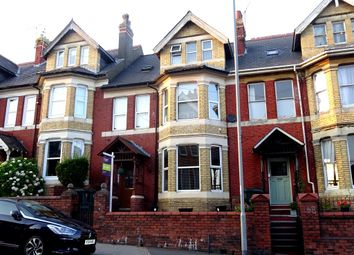 Thumbnail 5 bed terraced house for sale in Stow Hill, Newport