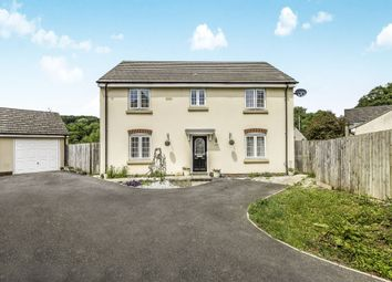 Thumbnail 4 bed detached house for sale in Ffordd Cambria, Pontarddulais, Swansea