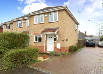 Thumbnail 3 bed end terrace house for sale in Devonia Cottages, St. Marks Road, Binfield, Berkshire