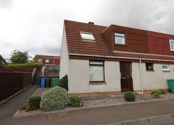 Thumbnail 2 bed terraced house for sale in Lorraine Drive, Cupar