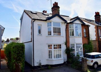 Thumbnail 3 bed semi-detached house for sale in Rectory Lane, Ashtead