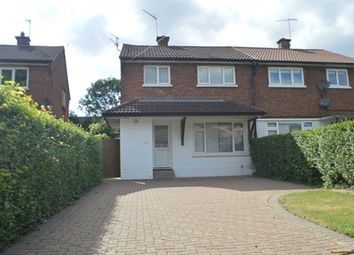 Thumbnail 3 bed property to rent in Ladies Grove, St.Albans