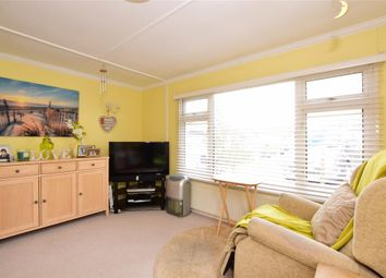 Thumbnail 1 bed mobile/park home for sale in Woodbine Close, Waltham Abbey, Essex