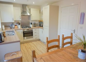 Thumbnail 3 bed semi-detached house for sale in Silvester Road, Weldon Park, Corby