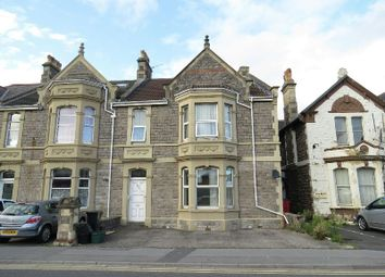 Thumbnail 1 bed flat to rent in Locking Road, Weston-Super-Mare