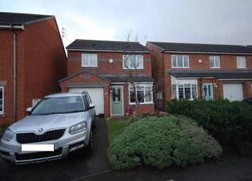 Thumbnail 3 bed detached house for sale in Orchard View, Linton Colliery, Morpeth