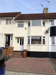 Thumbnail 3 bed terraced house to rent in Ridgeway West, Sidcup, Kent