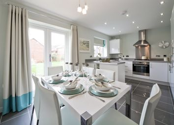 """Thumbnail 5 bed detached house for sale in """"The Warwick"""" at Heyford Avenue, Buckshaw Village, Chorley"""