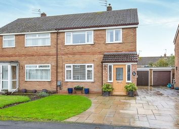 Thumbnail 3 bed semi-detached house for sale in Keswick Close, Macclesfield