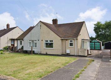Thumbnail 1 bedroom semi-detached bungalow for sale in Keats Avenue, Cannock