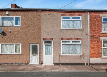 Thumbnail 3 bed terraced house for sale in Joseph Street, Grimsby