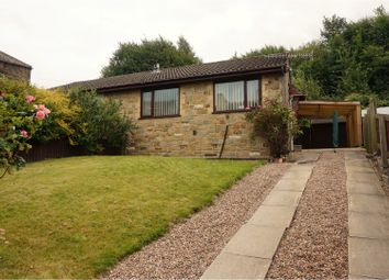 Thumbnail 2 bed bungalow for sale in Damems Road, Keighley