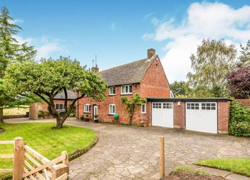 Thumbnail 4 bed detached house for sale in Bickford Road, Whiston, Penkridge, Stafford