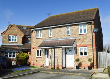 Thumbnail 2 bed semi-detached house for sale in Tithe Close, Walton-On-Thames, Surrey