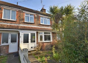 Thumbnail 4 bed terraced house for sale in Sompting Road, Broadwater, Worthing, West Sussex