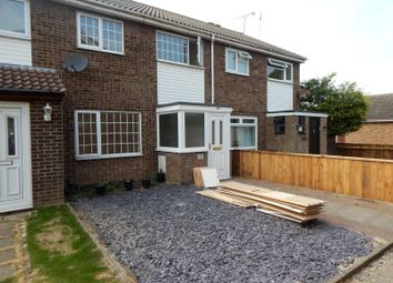 Thumbnail 3 bedroom terraced house to rent in Recreation Close, Felixstowe