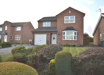 Thumbnail 4 bed detached house for sale in Hopefield Chase, Rothwell, Leeds, West Yorkshire