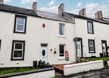 Thumbnail 3 bed terraced house for sale in 7 West Croft Terrace, Lowca, Cumbria